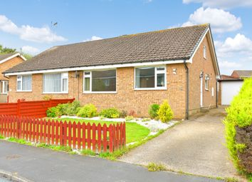 Thumbnail 2 bed semi-detached bungalow for sale in Truro Road, Killinghall, Harrogate