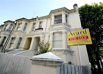 Thumbnail 1 bed flat for sale in 50 Springfield Road, Brighton