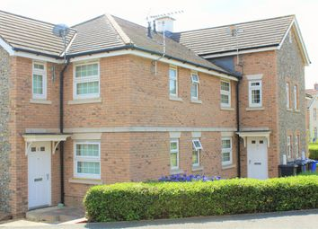 Thumbnail 2 bedroom end terrace house for sale in Bilberry Close, Red Lodge, Bury St Edmunds