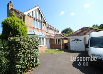 Thumbnail 4 bedroom detached house to rent in Priory Gardens, Langstone
