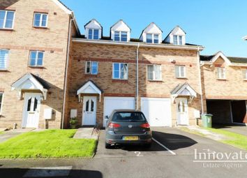 Thumbnail 4 bedroom terraced house for sale in Waterside Court, Titford Road, Oldbury