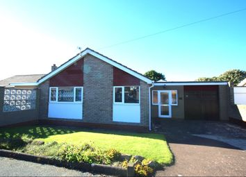 Thumbnail 3 bed bungalow for sale in Longstone Close, Beadnell, Chathill