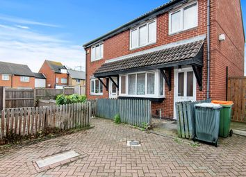 2 bed semi-detached house for sale in Crayford Close, Beckton, London E6