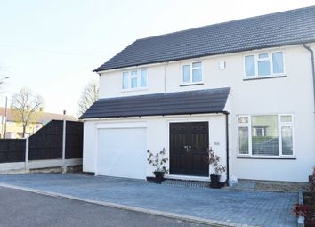 Thumbnail 4 bed end terrace house for sale in Charlbury Crescent, Romford