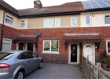 Thumbnail 3 bed terraced house for sale in Burbage Place, Alvaston