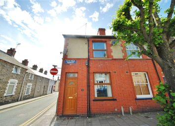 Thumbnail 2 bed end terrace house to rent in Pound Place, Aberystwyth