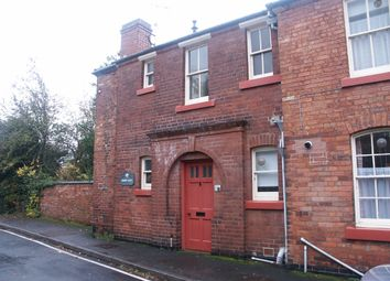 Thumbnail 1 bed flat to rent in Vicarage Lane, Duffield, Derbyshire