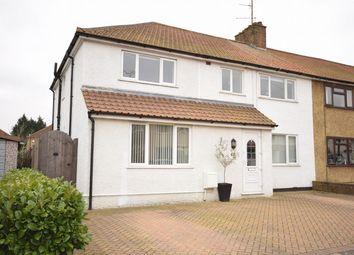 Thumbnail 6 bed end terrace house for sale in 67 Lennard Road, Dunton Green, Sevenoaks, Kent