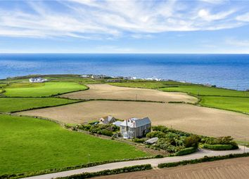 Thumbnail 6 bed detached house for sale in Sennen, Penzance, Cornwall