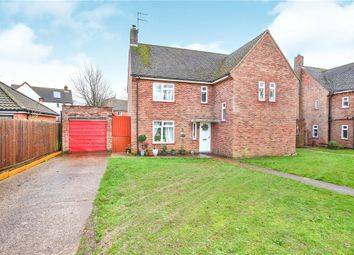 Thumbnail 4 bedroom detached house for sale in Embry Crescent, Old Catton, Norwich
