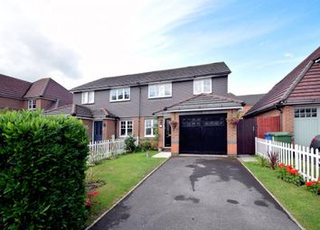 Thumbnail 3 bed semi-detached house for sale in Birch Hill, Bracknell