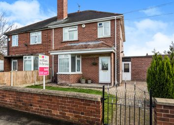 Thumbnail 3 bedroom semi-detached house for sale in Highwoods Road, Mexborough