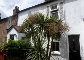 Thumbnail 2 bed cottage to rent in Hampden Road, Norbiton, Kingston Upon Thames