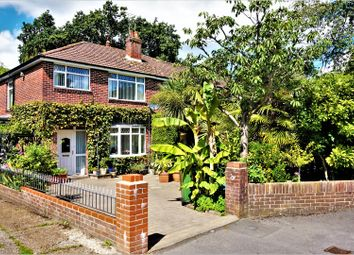 Thumbnail 3 bed semi-detached house for sale in Hinton Crescent, Southampton