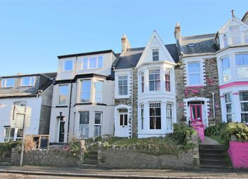 Thumbnail 4 bed terraced house for sale in Berry Road, Newquay
