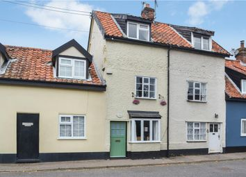Thumbnail 2 bedroom town house for sale in The Street, Metfield, Harleston