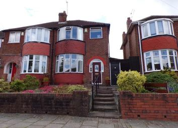 Thumbnail 3 bedroom semi-detached house for sale in Brookmans Avenue, Quinton, Birmingham, West Midlands