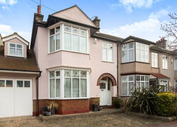 Thumbnail 4 bed end terrace house for sale in Beccles Drive, Barking