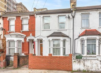 Thumbnail 3 bed terraced house to rent in Belmont Park Road, London