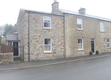 Thumbnail 3 bed end terrace house for sale in Nenthead, Alston, Cumbria