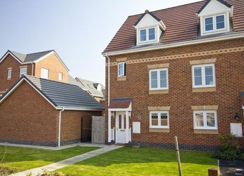Thumbnail 3 bed end terrace house to rent in Charlotte Grove, Great Sankey, Warrington