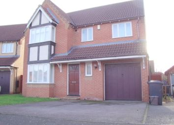 Thumbnail Detached house to rent in Bougainvillea Drive, Northampton
