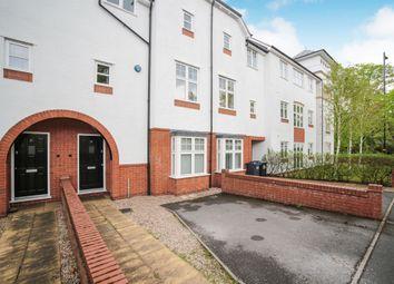 Thumbnail 5 bed terraced house for sale in Carisbrooke Road, Edgbaston, Birmingham