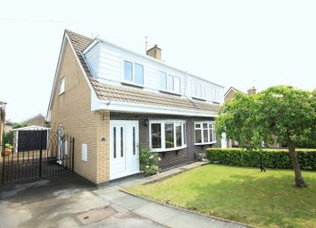 Thumbnail 3 bed semi-detached house for sale in Tower Close, Brown Lees, Biddulph