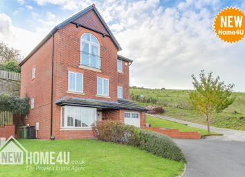 Thumbnail 5 bed property for sale in Llys Bychan, Holywell