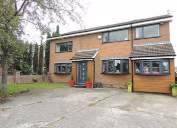 Thumbnail 6 bed semi-detached house for sale in Tomcroft Lane, Denton, Manchester