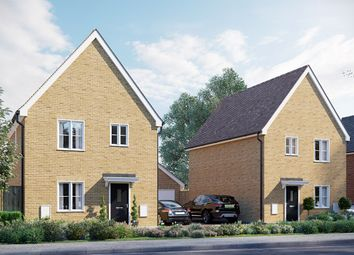 Thumbnail 3 bed detached house for sale in The Burnham, Westwood, Gardiners Park Village