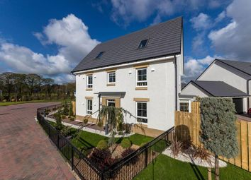"""Thumbnail 4 bedroom detached house for sale in """"Swanston"""" at Barochan Road, Houston, Johnstone"""