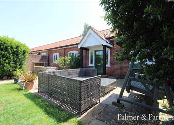 Thumbnail 2 bed barn conversion for sale in Main Road, Henley, Ipswich, Suffolk