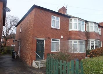 Thumbnail 3 bed flat for sale in Bavington Drive, Newcastle Upon Tyne