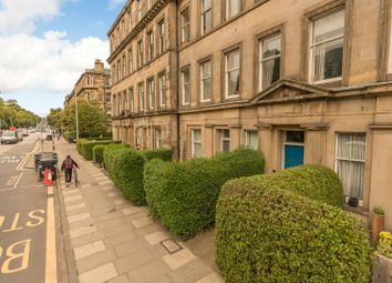 Thumbnail 3 bed flat for sale in Brunton Place, Edinburgh