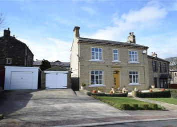 Thumbnail 4 bed semi-detached house for sale in Wall Street, Fell Lane, Keighley, West Yorkshire