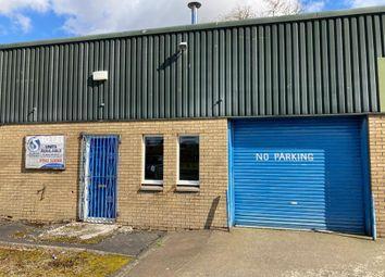 Thumbnail Industrial to let in Block 8 Unit 2, Caponacre Industrial Estate, Cumnock