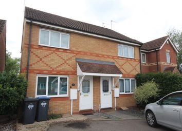 Thumbnail 2 bed property for sale in Kinman Way, Rugby