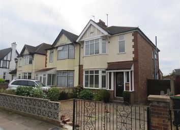 Thumbnail 3 bed semi-detached house for sale in London Road, Bedford