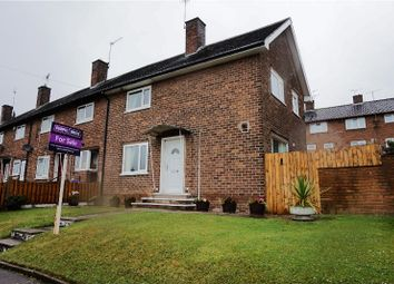 Thumbnail 3 bedroom end terrace house for sale in Lowedges Drive, Sheffield