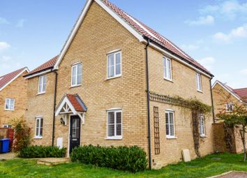 4 bed detached house for sale in Mary Clarke Close, Hadleigh, Ipswich IP7