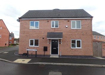 Thumbnail 3 bed property to rent in St Thomas Way, Hawksyard, Rugeley