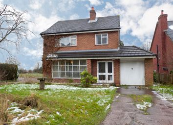 Thumbnail 3 bed detached house for sale in The Common, Dilhorne, Stoke-On-Trent