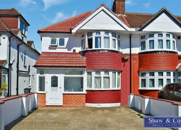 Thumbnail 5 bed semi-detached house for sale in Connaught Avenue, Hounslow, Middlesex