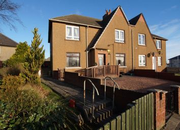 Thumbnail 2 bed flat for sale in Rannoch Road, Methil, Leven