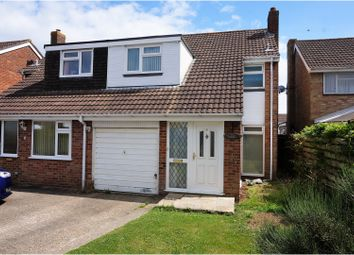 Thumbnail 3 bedroom semi-detached house for sale in Broadoak Close, Holbury, Southampton
