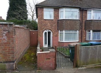 Thumbnail 1 bed detached house to rent in Knight Avenue, Coventry