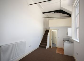 Thumbnail 2 bed flat to rent in Liverpool Road, Kidsgrove, Stoke-On-Trent