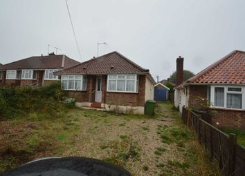 Thumbnail 2 bed detached bungalow for sale in Gunton Lane, New Costessey, Norwich