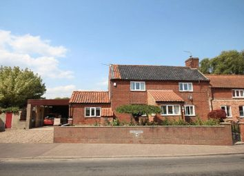 Thumbnail 3 bed cottage for sale in The Street, South Walsham, Norwich